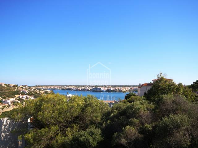 A charming villa with outstanding views,  Cala Llonga, Menorca