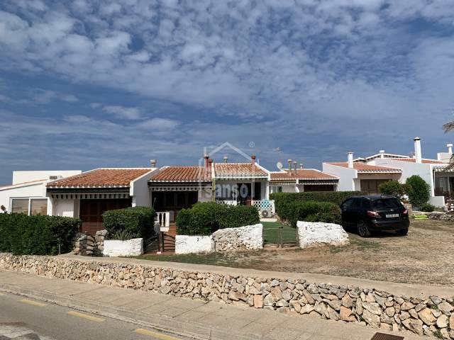 Interesante propiedad reformada en Biniancolla, Menorca