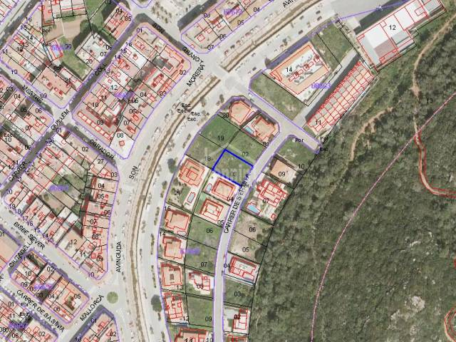 Building plot in Ferrerias, Menorca