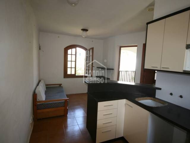 Apartment/flat in Fornells Playa