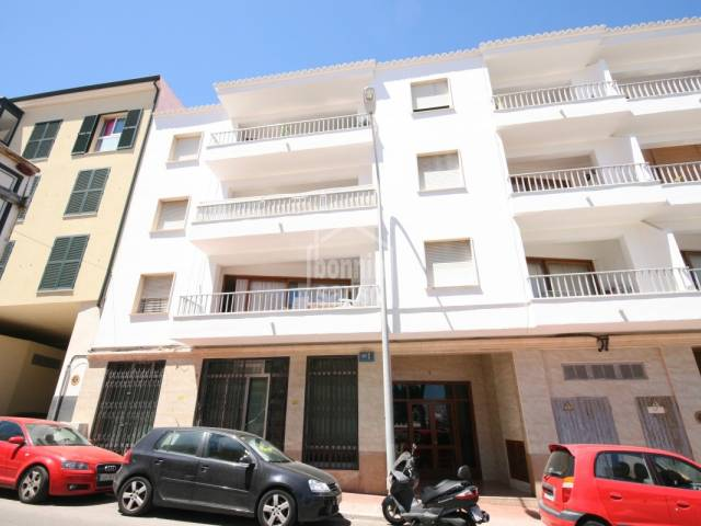 Spacious flat in town, Mahon, Menorca