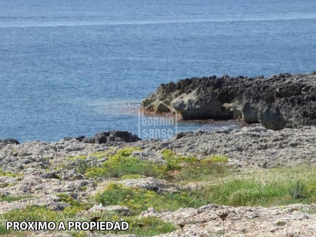 Strandhaus an der kustenland aus Sant Luis Menorca