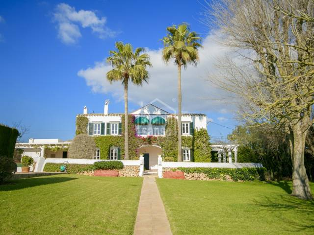 Maravillosa casa de campo en un entorno precioso, Ciutadella, Menorca