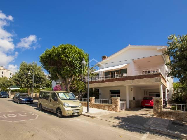 Villa in the Port Mahon area. Menorca