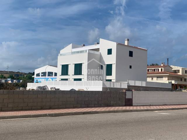Exclusive. New promotion of flats in Alaior, Menorca