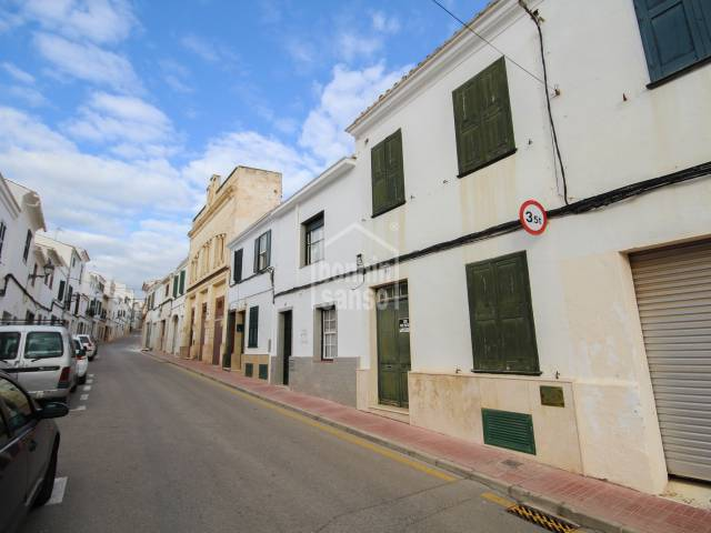 Charming town house in Alayor, Menorca