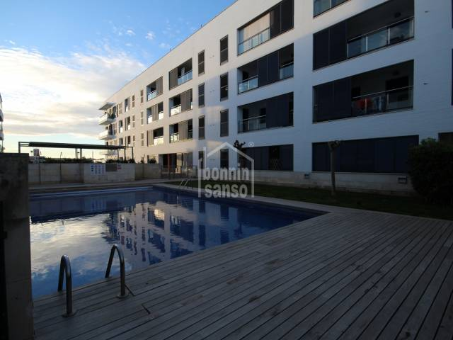 Duplex Penthouse in the Port of Ciutadella, Menorca