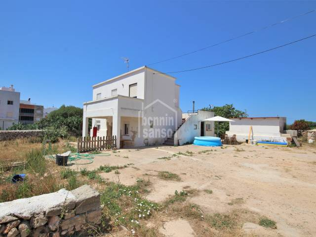 Country house with orchard, in the vicinity of Ciutadella, Menorca