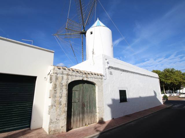 Garage for two cars in San Luis, Menorca