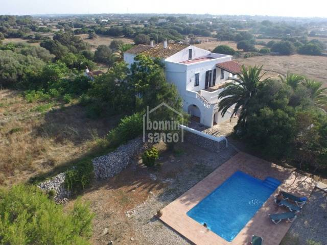 Country House in Ciutadella (City)