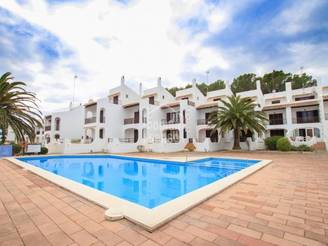 Lovely apartment in Son Parc, Menorca