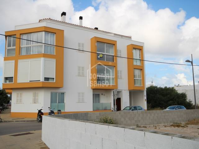 First floor apartment in Ciutadella, Menorca