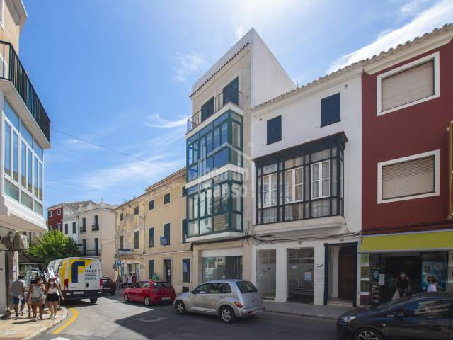 Magnifico local comercial situado en el centro comercial de Mahón (Menorca)