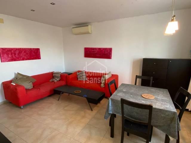 Apartamento en Alaior. Menorca.