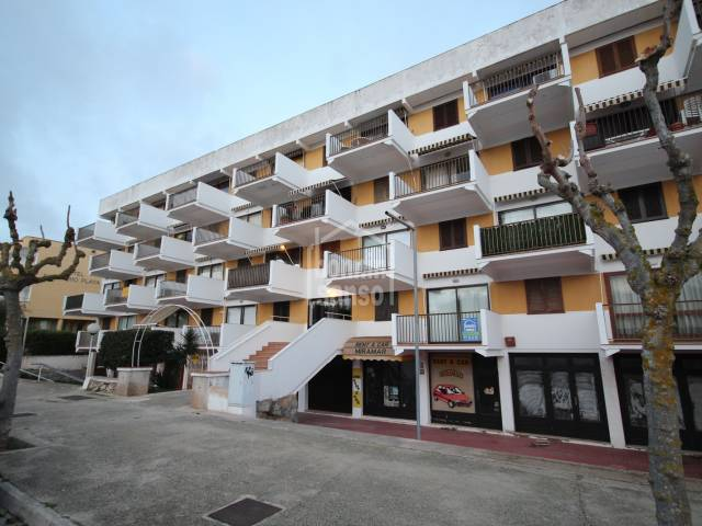 Reformed apartment in Cala Blanca, Ciudadela.
