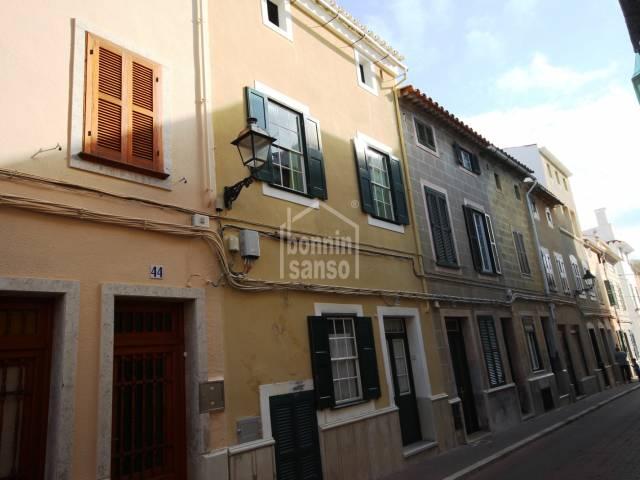 Magnifica casa con jardin, reformada, del S.XIX en Alayor, Menorca