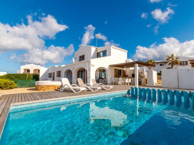 Espectacular chalet en Cala Morell, Ciutadella, Menorca