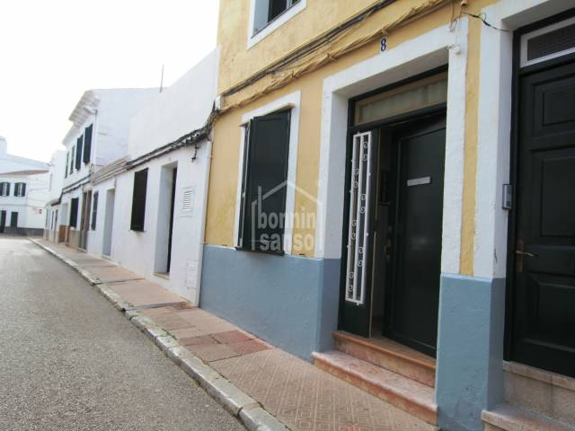 Ground floor house in  Mahon, Menorca