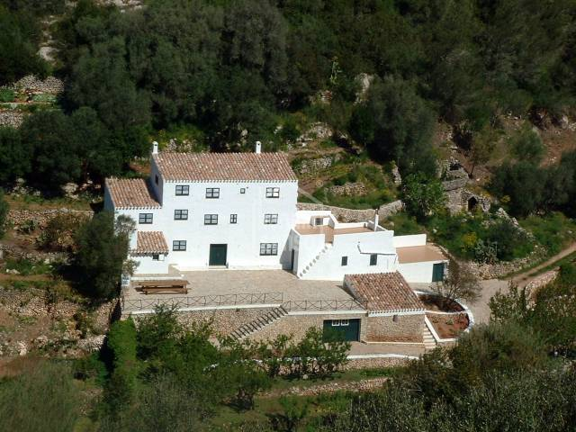 Country estate in enchanting surroundings,  Menorca