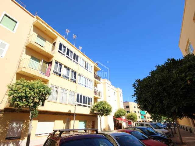 Spacious first floor apartment in Ciutadella, Menorca