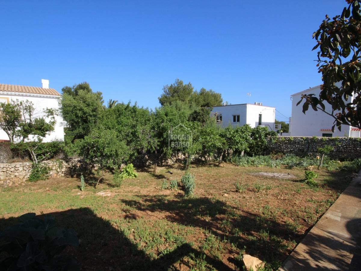 Kaufen villa s dlage in punta prima menorca 24504 for Garten pool vorschriften