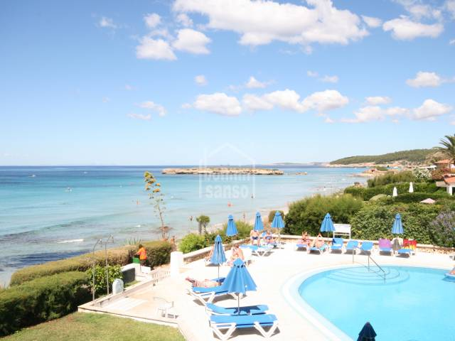 Ideal holiday home in Santo Tomas, south coast, Menorca