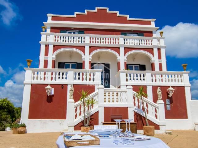 Casa De Camp/Hotel/Edifici a Es Castell (Poble)