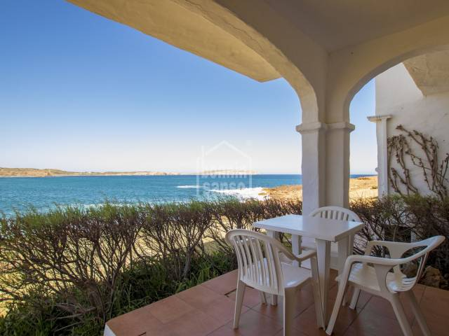 Appartement in Fornells Playa