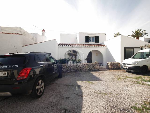 Cottage - style maisonette  in Son Vilar MENORCA