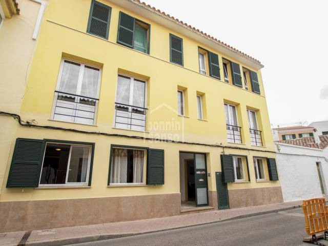 Ground floor flat, Mahon, Menorca