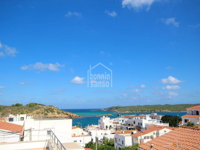 Ferien-Apartment in Es Grau, Menorca.