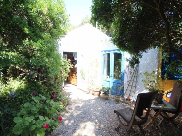 Two bedroom villa in Calan Porter, Menorca