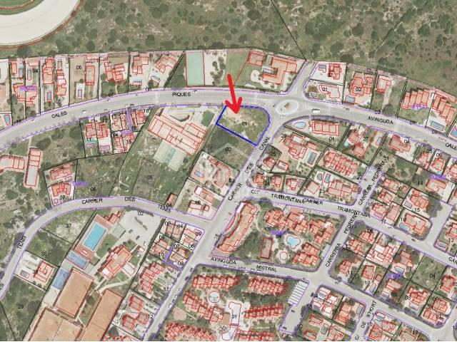Magnificent plot in Cales Piques, Ciutadella, Menorca