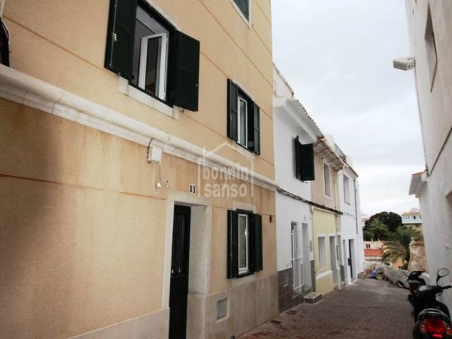 Sweet little town house, centre of Mahon, Menorca