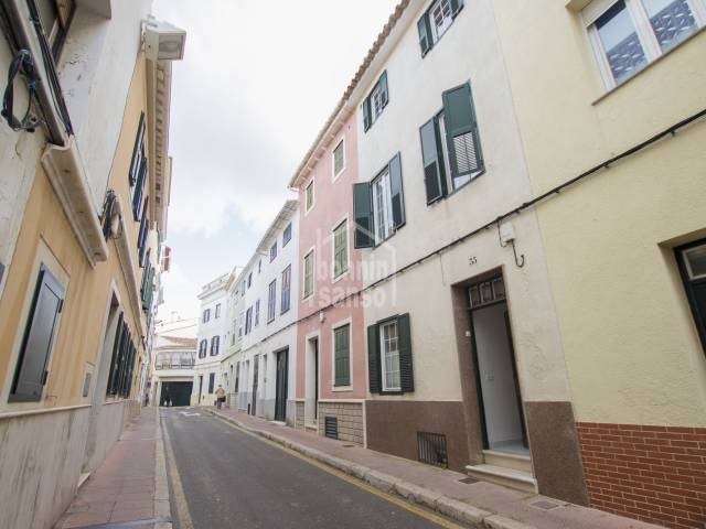 Town house in the center of Mahon, Menorca