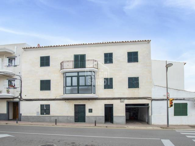 Spacious town house in the centre of Alayor, Menorca