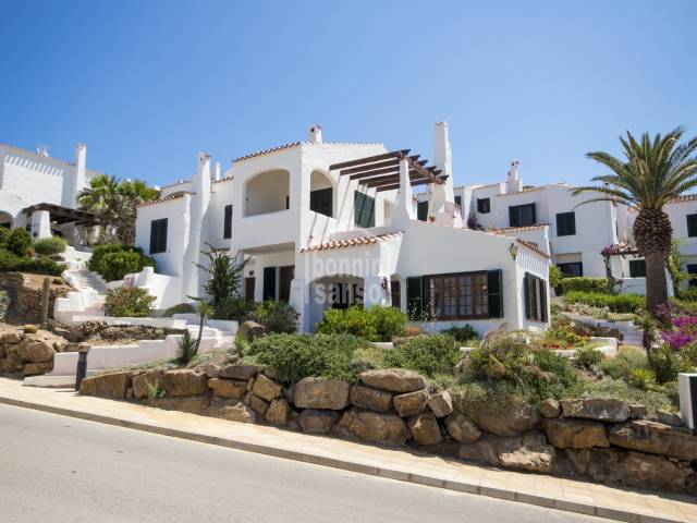 Appartment/wohnung in Fornells Playa