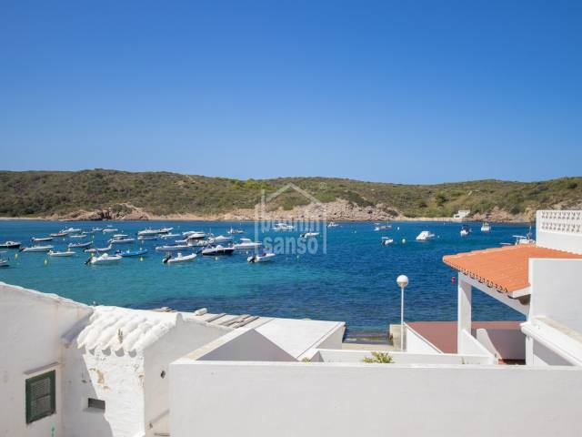 Casa en venta en el bonito pueblo de pescadores de Es Grau, Menorca