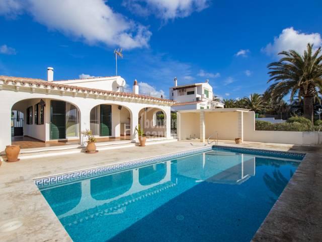 Villa in Binibeca, Menorca