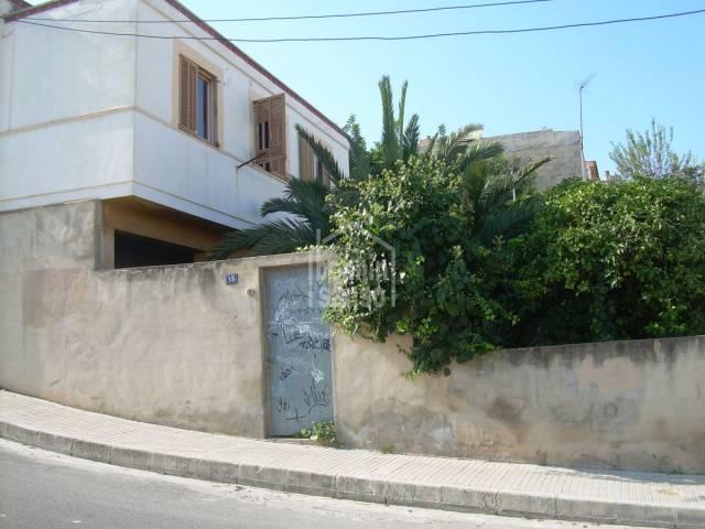 Edificable en Son Serra De Marina