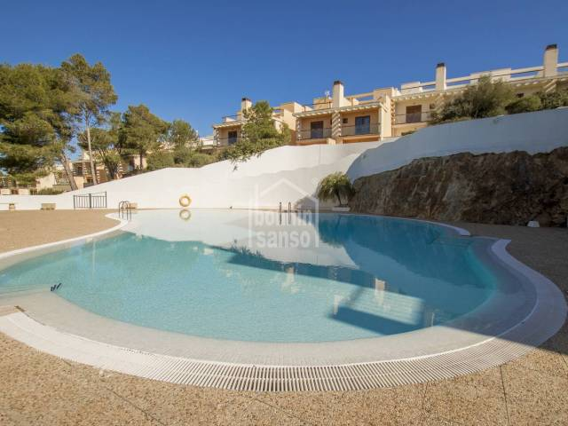 Apartment near the golf course of Son Parc, Menorca.