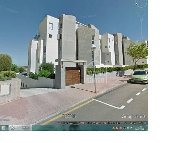 Plaza de parking, Calle de la Florida, Mahon, Menorca