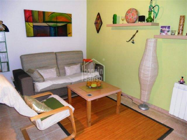 Second floor apartment in Es Castell,Menorca