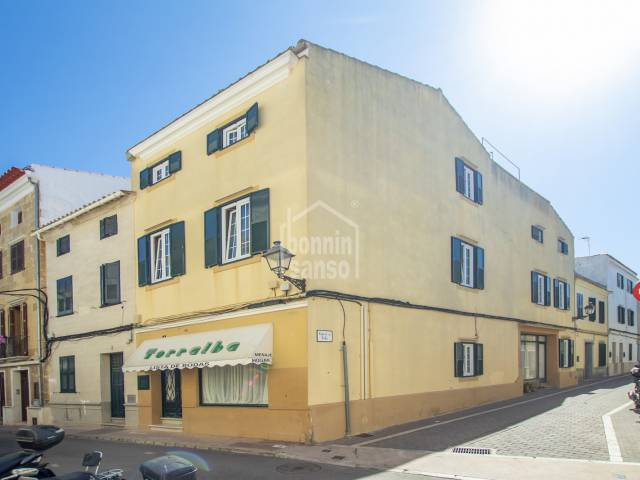 Interesting house in Alaior, Menorca