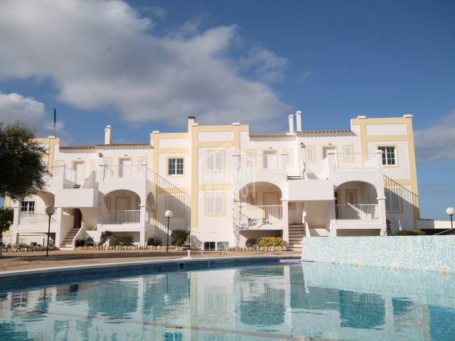 Apartment with wonderful sea views in Arenal.Menorca