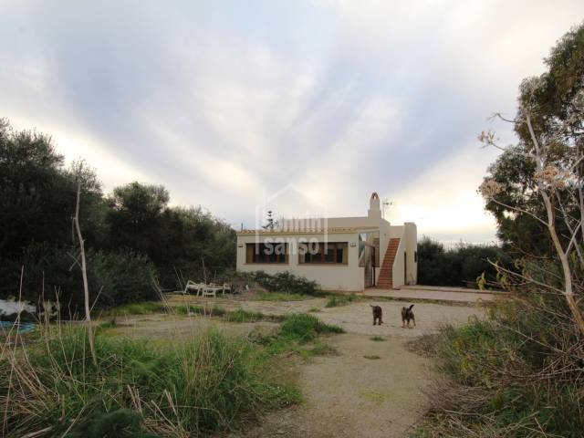 Land in rural Binisaida, Menorca