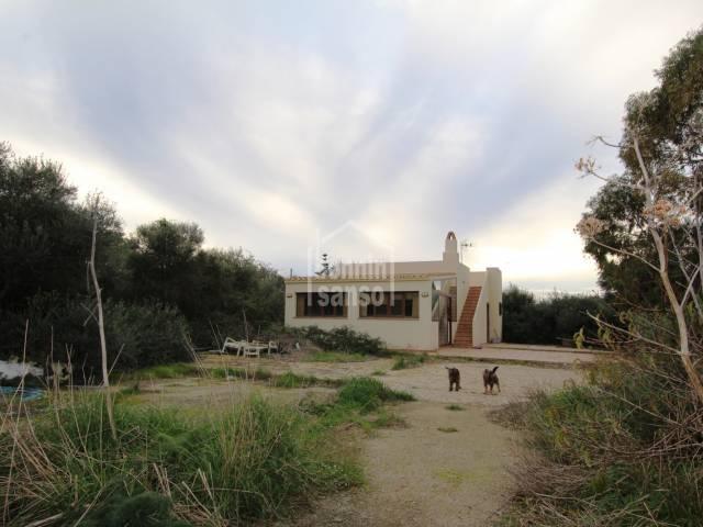 Terrain rustique en plaine campagne, Binisaida, Menorca