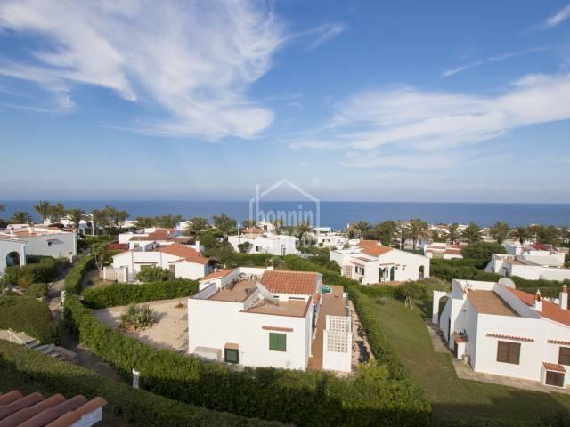 Apartment with sea views in S'Algar, Menorca
