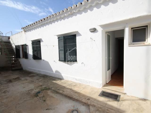 Haus in Ciutadella Centro