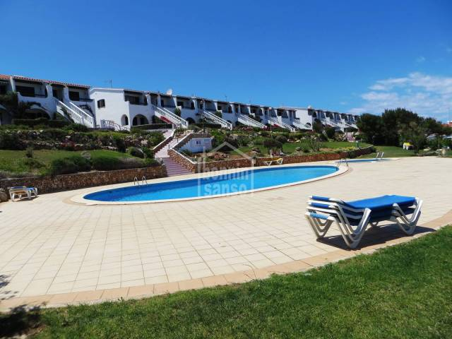 Apartment in  Arenal den Castell in Menirca.